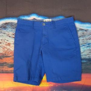 Original penguin mens blue shorts size 33